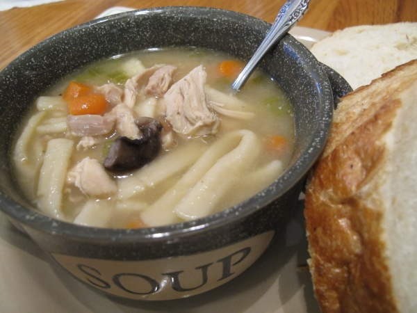 Ken's Chicken Noodle Soup (12)