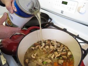 Ken's Chicken Noodle Soup (9)