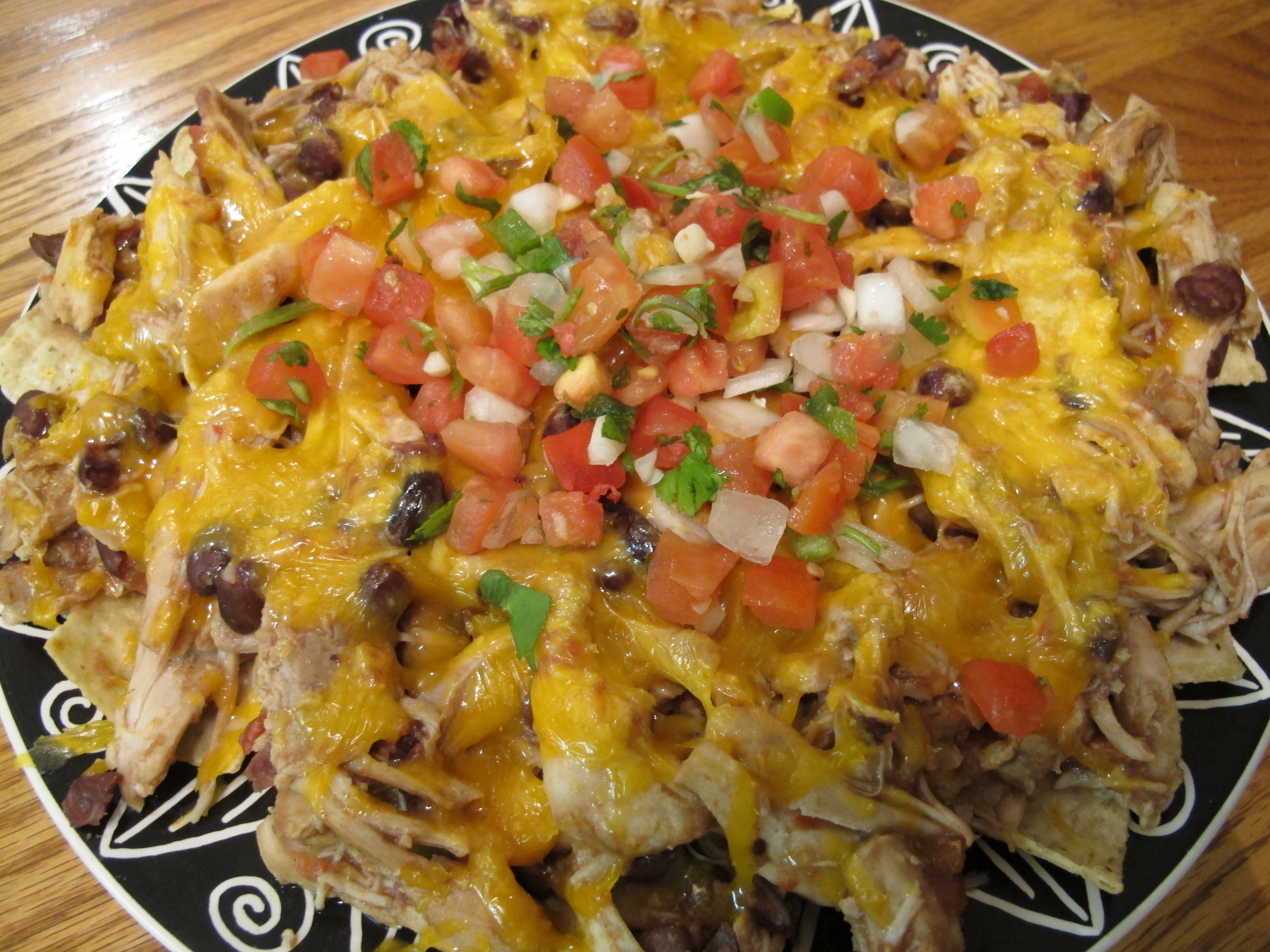 Chicken Nachos | No Meals on Wheels