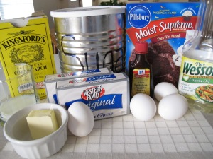 Chocolate Cream Cheese Cake (1)