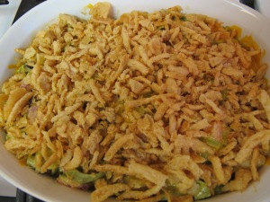 Ham and Green Noodle Casserole (12)