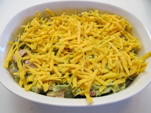 Ham and Green Noodle Casserole (9)