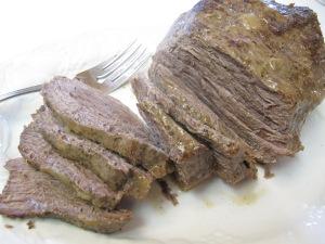 Savory Pot Roast (1)