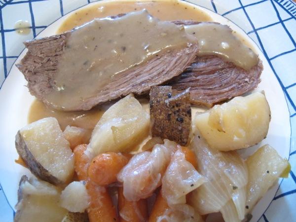 Savory Pot Roast (2)