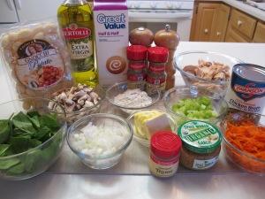 Chicken Gnocchi Soup (2)