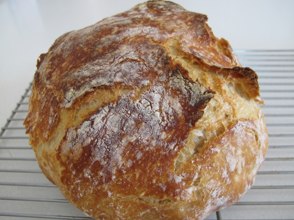 Crusty Artisan Bread (1)