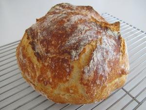 Crusty Artisan Bread | No Meals on Wheels