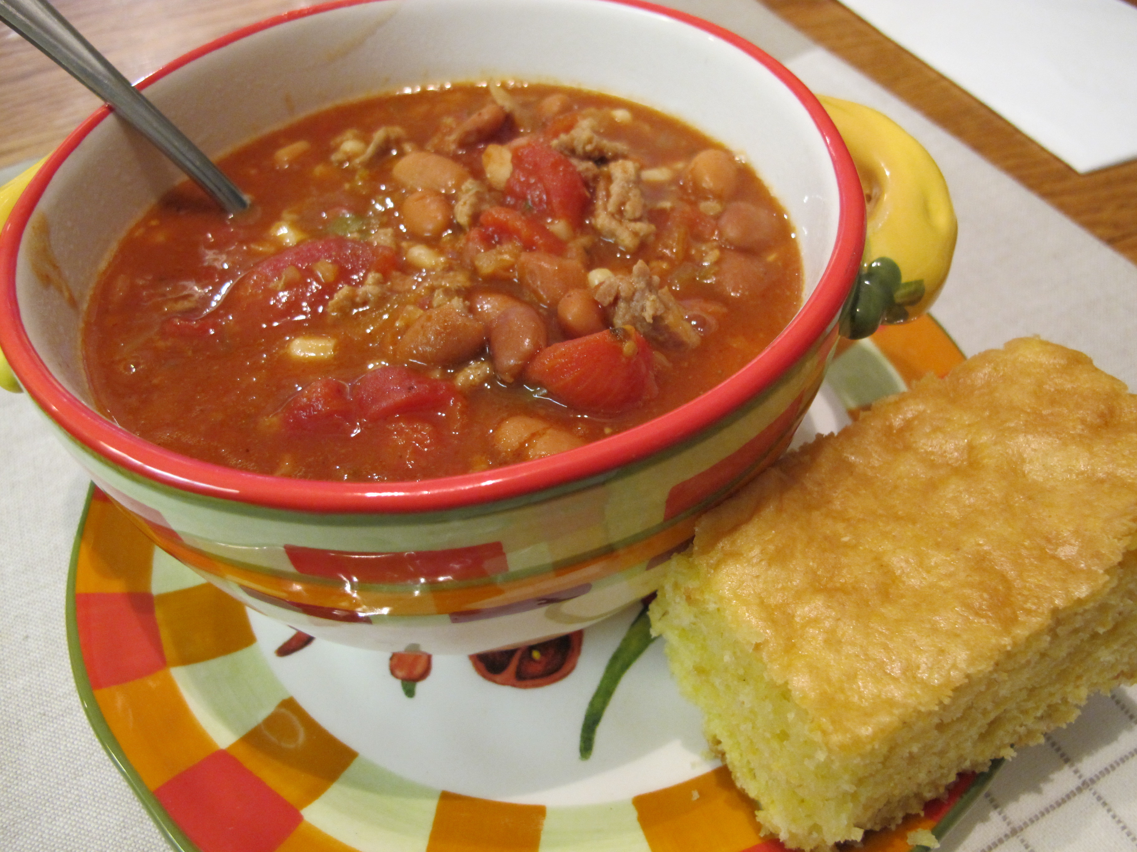 10 Can Taco Chili Soup | No Meals on Wheels