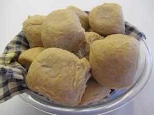 Honey Wheat Rolls (2)