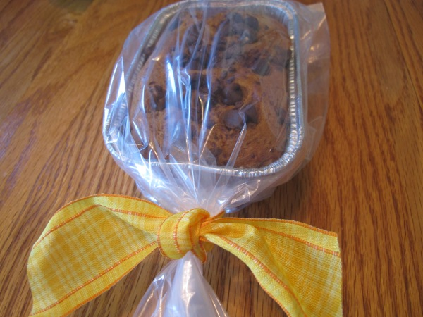 Pumpkin Chocolate Chip Bread (3)