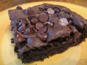 Chocolate Pudding Brownies (3)