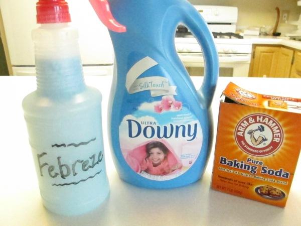 Cleaning - Frebreze (1)
