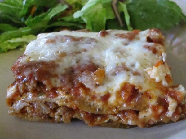 Lasagna (Low Cal) (23)