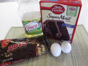 Chocolate Rolo Cookies (1)