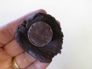 Chocolate Rolo Cookies (3)