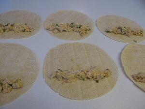 Creamy Chicken Taquitos (4)