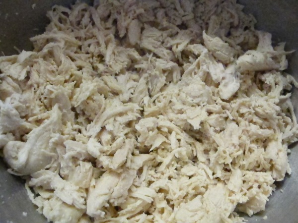 Shredded Chicken (3)