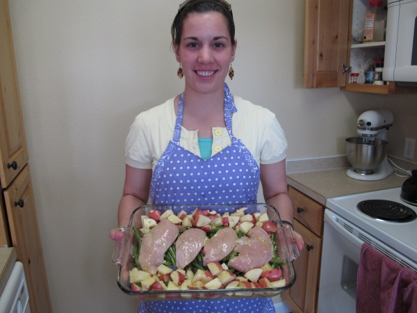 Corinne's Lemon Chicken (15)