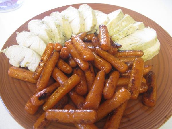 1 Balsamic Glazed Carrots (13)