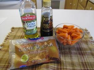 1 Balsamic Glazed Carrots (8)