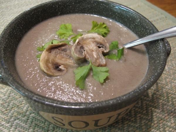 1 Mushroom Soup (1)