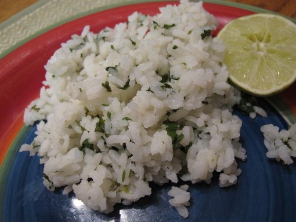 1 Cilantro Rice (1)