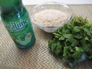 1 Cilantro Rice (2)