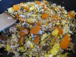 1 Cilantro Rice