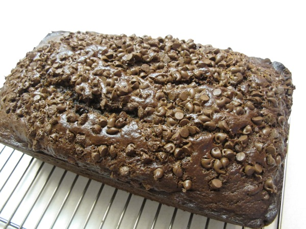 1 Double Chocolate Banana Bread