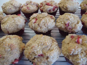 1 Strawberry Muffins (4)
