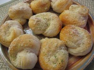 1 Parmesan Knots (4)
