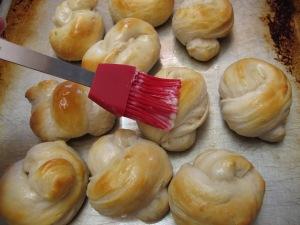 1 Parmesan Knots (6)